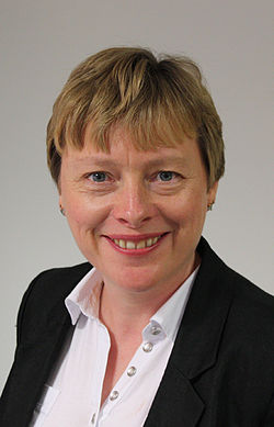File photo of Angela Eagle, 2009. Image: UK government.