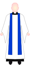 Anglican Reader - choir dress.svg