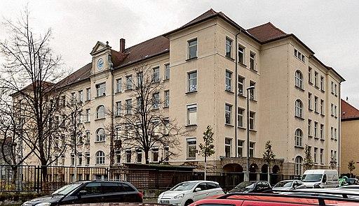 Anhalter Straße 1 Leipzig