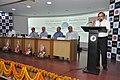 Anil Srikrishna Manekar Addresses - CRTL Silver Jubilee Celebration - NCSM - Kolkata 2018-03-13 8450.JPG