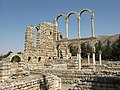 Anjar, Lebanon, Ancient ruins of the city of Anjar.jpg
