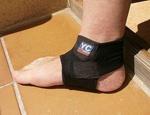 Ankle brace - ankle brace