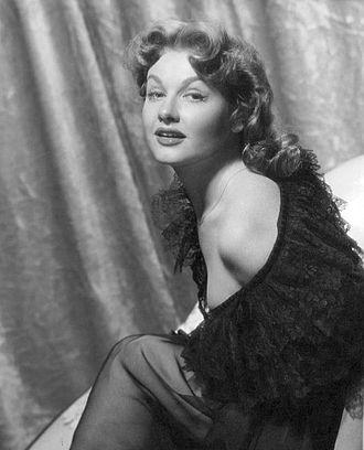 Ann Robinson - Robinson in 1955.