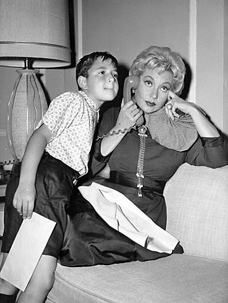 The Ann Sothern Show - Ann Sothern with guest star Barry Gordon (1958)