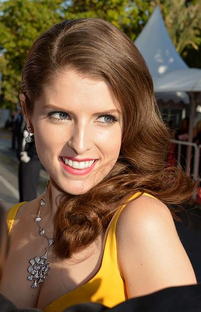Picture of a band or musician: Anna Kendrick