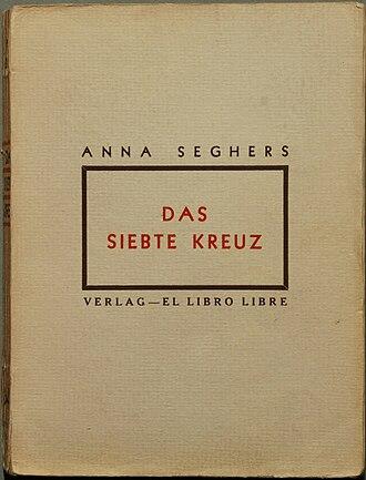 Exile - Cover of Anna Seghers' Das siebte Kreuz