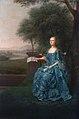 Anne Streatfeild, née Sidney, by Arthur Devis (c 1710-1787).jpg
