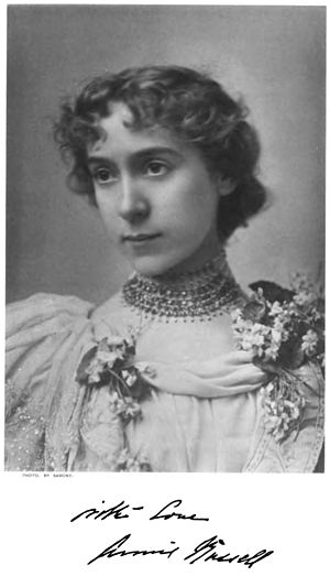 Annie Russell - Russell ca. 1899