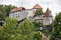 Ansicht von Westen auf Schloss Laupen.jpg