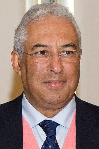 Portuguese legislative election, 2015 - Image: António Costa 2014 (cropped) 2