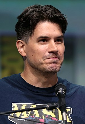 Anthony Breznican - Breznican at the 2017 San Diego Comic-Con