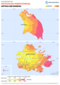 Antigua-and-Barbuda PVOUT Photovoltaic-power-potential-map GlobalSolarAtlas World-Bank-Esmap-Solargis.png