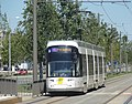 Antwerpen - Antwerpse tram, 23 juli 2019 (175, Noorderlaan).JPG