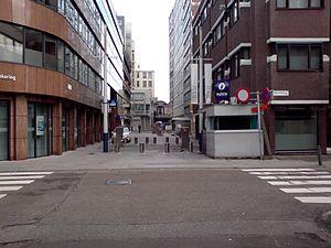 Antwerp diamond heist - The Antwerp Diamond Centre.