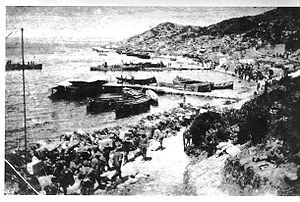 Anzac Cove 1915