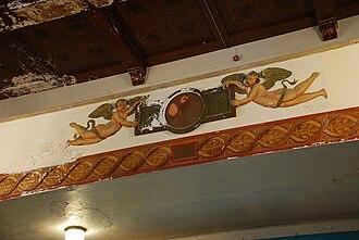 Asbury Park Convention Hall - Image: Ap conventionhallangels