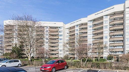 Appartmenthäuser Buschweg 33 bis 25, Köln-Mengenich-8602