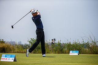 Alexandre Rocha Brazilian professional golfer