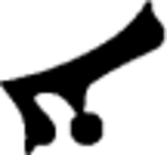 Syriac alphabet - Image: Aramaic alap
