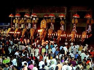 Arattupuzha Pooram - Arattupuzha Pooram