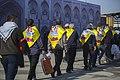 Arba'een Pilgrimage In Mehran, Iran تصاویر با کیفیت از پیاده روی اربعین حسینی در مرز مهران- عکاس، مصطفی معراجی - عکس های خبری اربعین 123.jpg