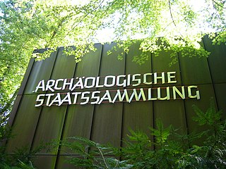 Bavarian State Archaeological Collection Central museum of prehistory of the State of Bavaria