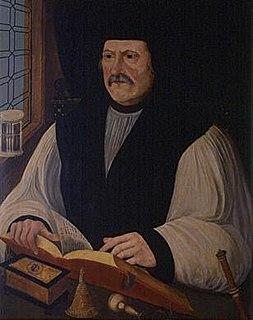 Matthew Parker Archbishop of Canterbury