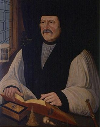 Parker Library, Corpus Christi College - Archbishop Matthew Parker, the college's greatest benefactor