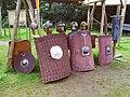 Archeon Schilden helmen Romeinenfestival 2016 fotoCThunnissen.jpg