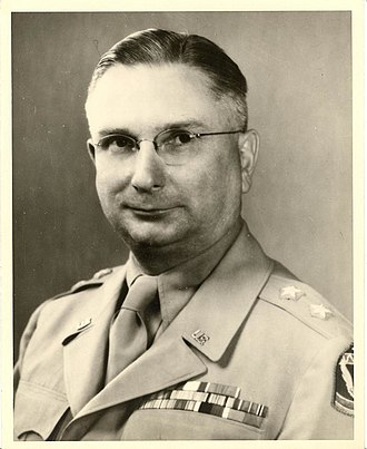 United States Army Provost Marshal General - Image: Archer L. Lerch