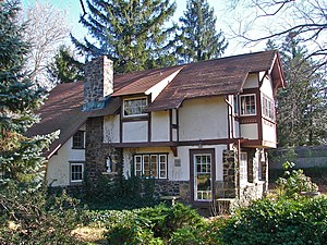 """Arden, Delaware - """"Rest Cottage"""" designed by Will Price"""