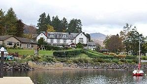 Ardlui - Ardlui Hotel and holiday park