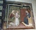 Arezzo, san domenico, int., affreschi 11 spinello aretino, annunciazione.JPG