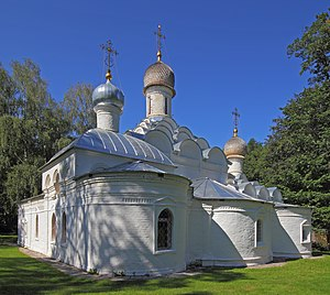Arkhangelskoe Estate Aug2012 buildings 06.jpg, автор: A.Savin