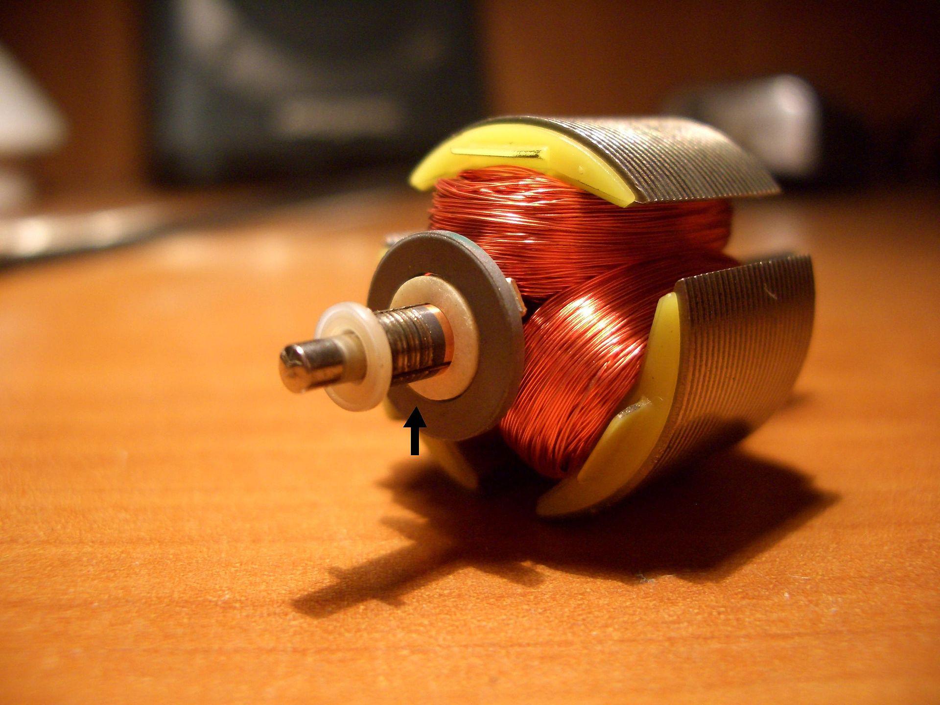Электромотор постоянного тока своими руками