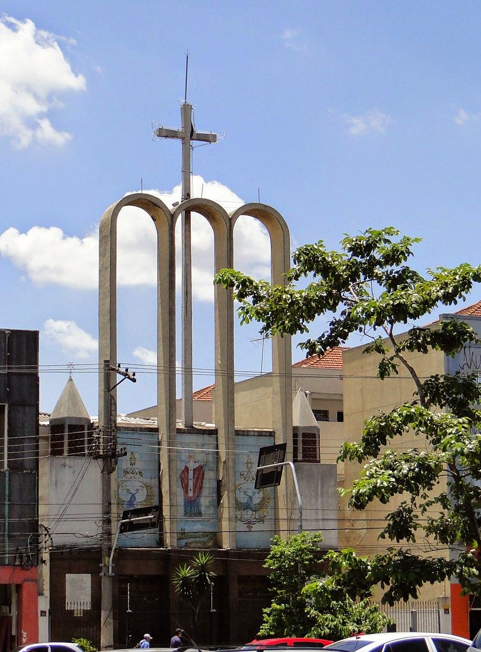 Armenian Catholic Church in Sao Paulo