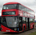 Arriva London bus LT7 (LT12 GHT), Showbus 2012 (1).jpg