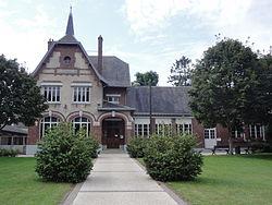 Artemps (Aisne) mairie-école.JPG