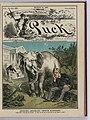 "Arthur's awkward ""white elephant"" - Gillam. LCCN2012645622.jpg"