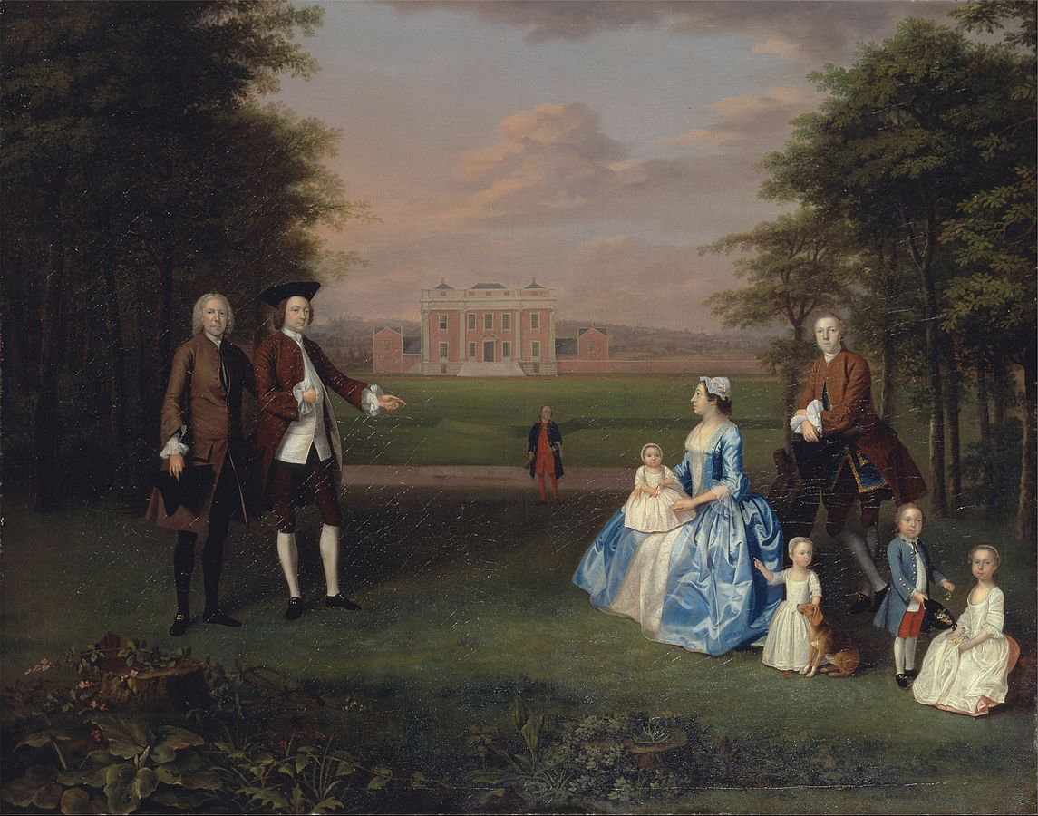 Robert Gwillym of Atherton and His Family