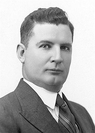 Arthur Fadden - Fadden in 1938