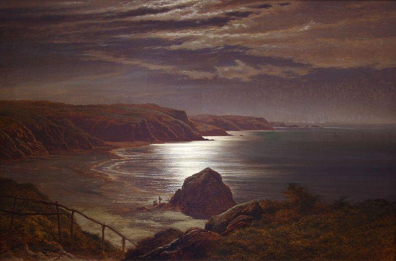 File:Arthur Gilbert - Lowtide by Moonlight.jpg