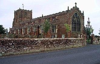 Arthuret - Arthuret Church.