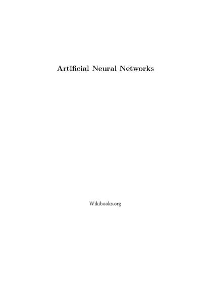 File:Artificial Neural Networks.pdf