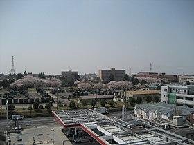 陸上総隊司令部や東部方面総監部などが 設置されている朝霞駐屯地