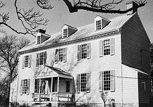 Ash Grove (plantation) -  Ash Grove, Fairfax County, Virginia