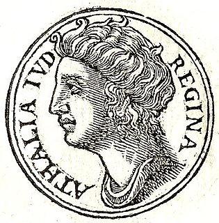 Athaliah Queen of Judah