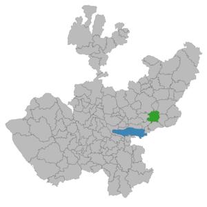 Atotonilco El Alto - Image: Atotonilco el Alto (municipio de Jalisco)