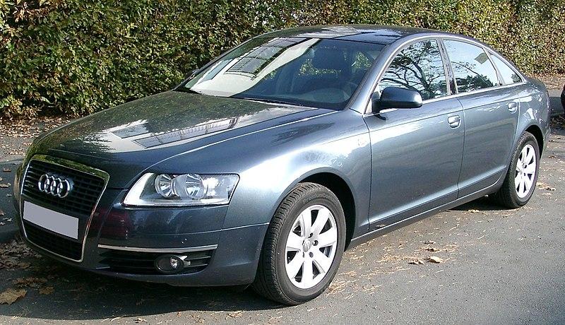 Bild:Audi A6 front 20071011.jpg