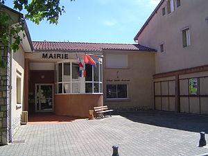 Aureville - Town hall